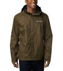 Watertight II Rain Jacket-Olive/Shark