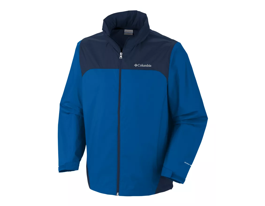 Glennaker Lake Rain Jacket-Blue Jay/Navy