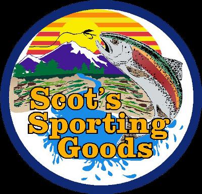 Scot's Sporting Goods Sticker
