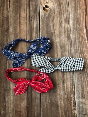 Dolly Knot Headband - Banadana