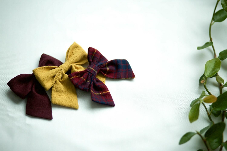 Sailor Bows - Fall Winter