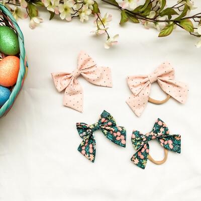 Sailor Bows - Spring