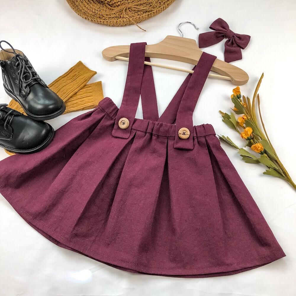 Mulberry Suspender Skirts