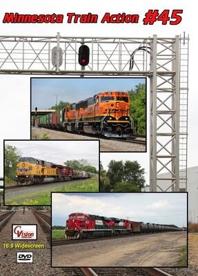 Minnesota Train Action #45
