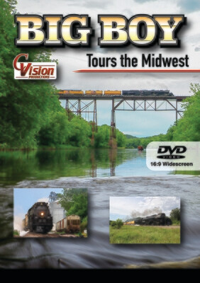 Big Boy Tours the Midwest