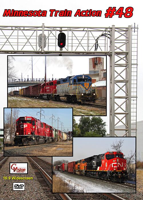 Minnesota Train Action #48