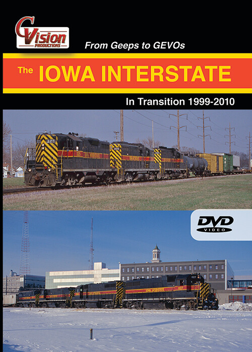 The Iowa Interstate, In Transition - 1999 to 2010