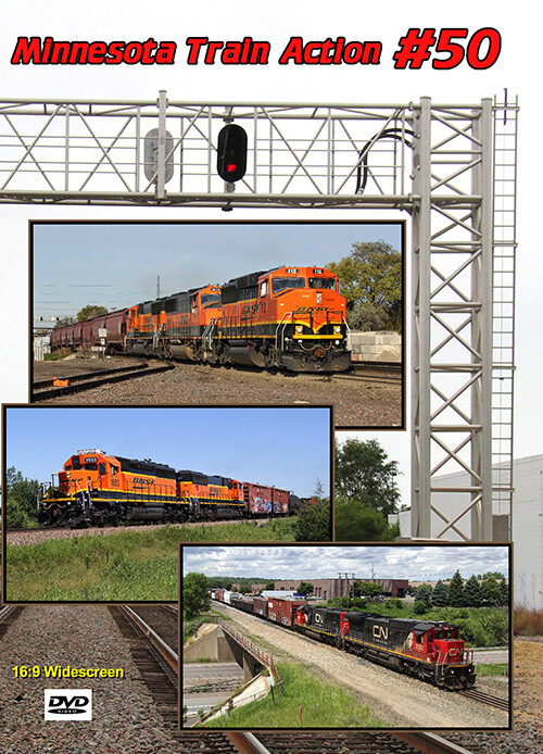 Minnesota Train Action #50 - The Series Finale