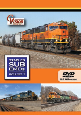 Staples Sub EMDs, Volume 2
