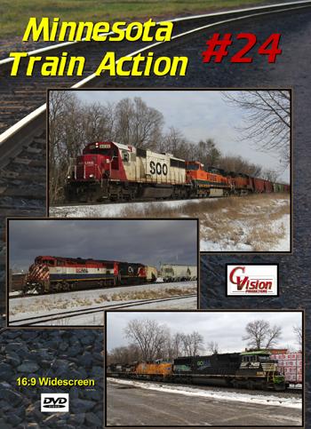 Minnesota Train Action #24