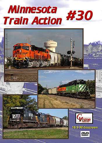 Minnesota Train Action #30