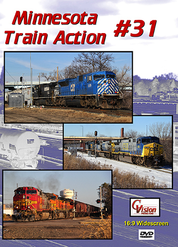 Minnesota Train Action #31