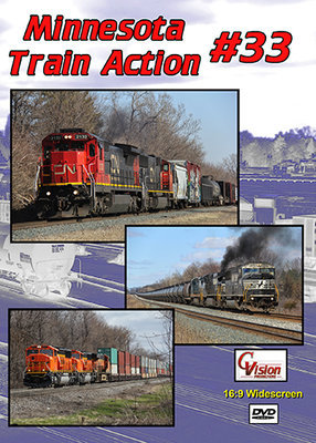 Minnesota Train Action #33
