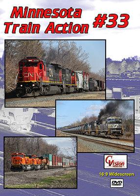 Minnesota Train Action #33