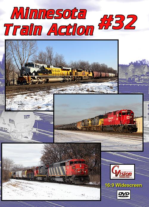 Minnesota Train Action #32