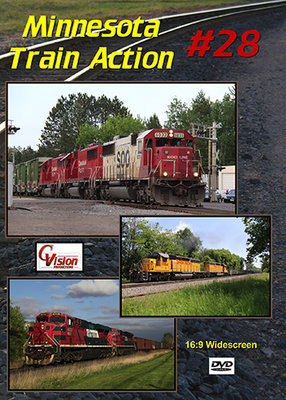 Minnesota Train Action #28