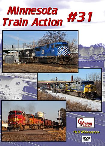 Minnesota Train Action #31