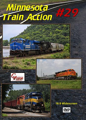 Minnesota Train Action #29