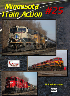 Minnesota Train Action #25