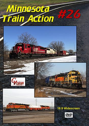 Minnesota Train Action #26