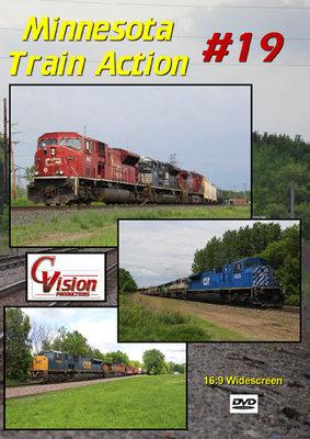 Minnesota Train Action #19
