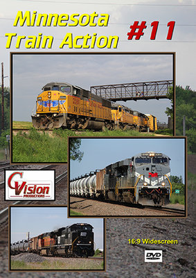 Minnesota Train Action #11