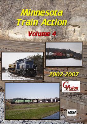 Minnesota Train Action, Volume 4