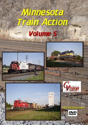 Minnesota Train Action, Volume 5