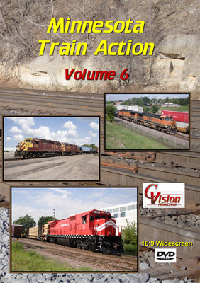 Minnesota Train Action, Volume 6