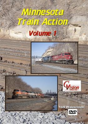 Minnesota Train Action, Volume 1