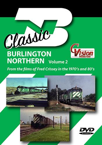 Classic Burlington Northern, Volume 2