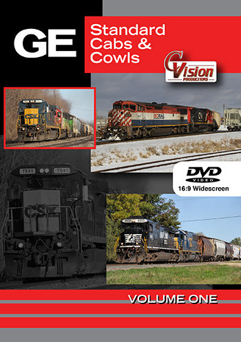 GE Standard Cabs and Cowls, Volume 1