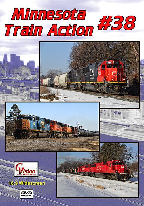 Minnesota Train Action #38