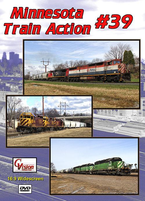 Minnesota Train Action #39