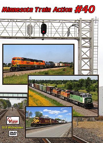 Minnesota Train Action #40