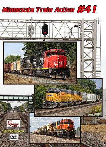 Minnesota Train Action #41
