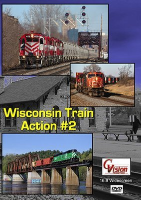 Wisconsin Train Action #2