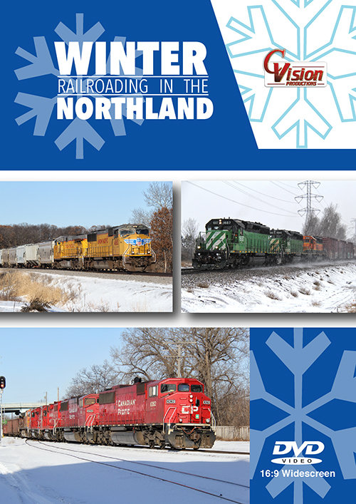 Winter Railroading in the Northland