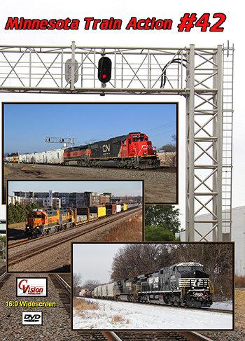 Minnesota Train Action #42