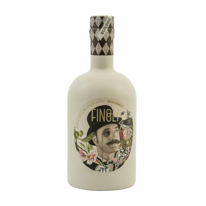 FINOLI Aceite de Oliva Virgen Extra Ecológico. 500 ml.