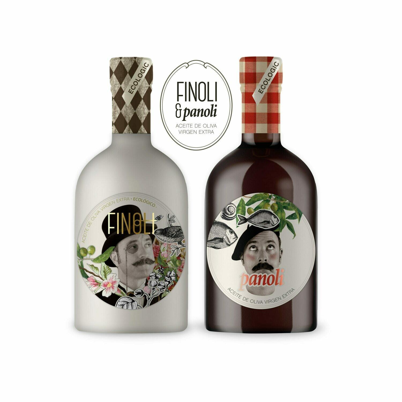 Finoli & Panoli - Pack Suave e Intenso 500ml