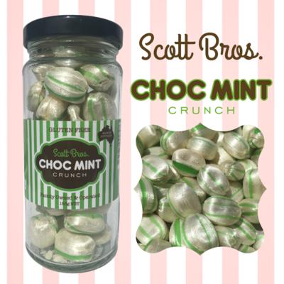 Choc Mint Crunch, 155 g