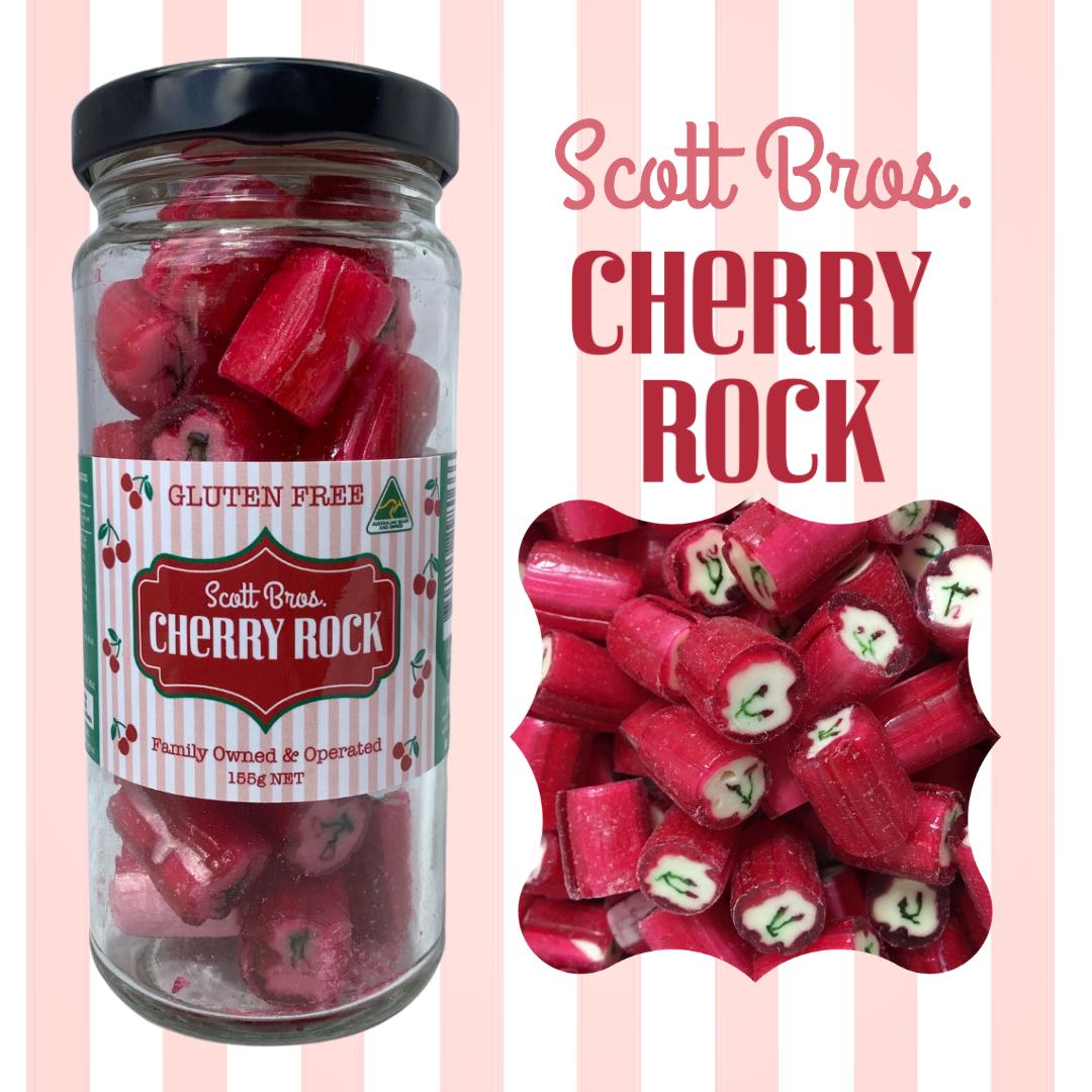 Cherry Rock, 155 g