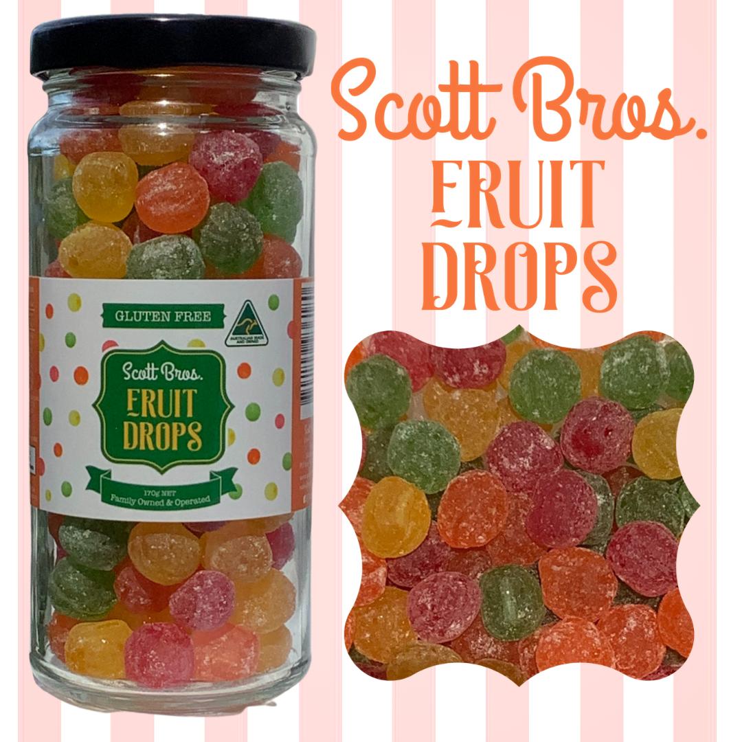 Fruit Drops, 170g