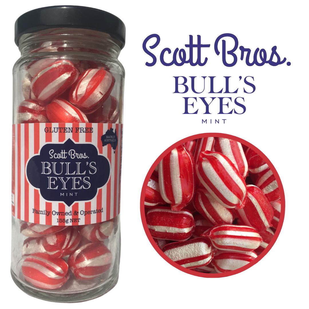 Bull's Eyes, 155 g