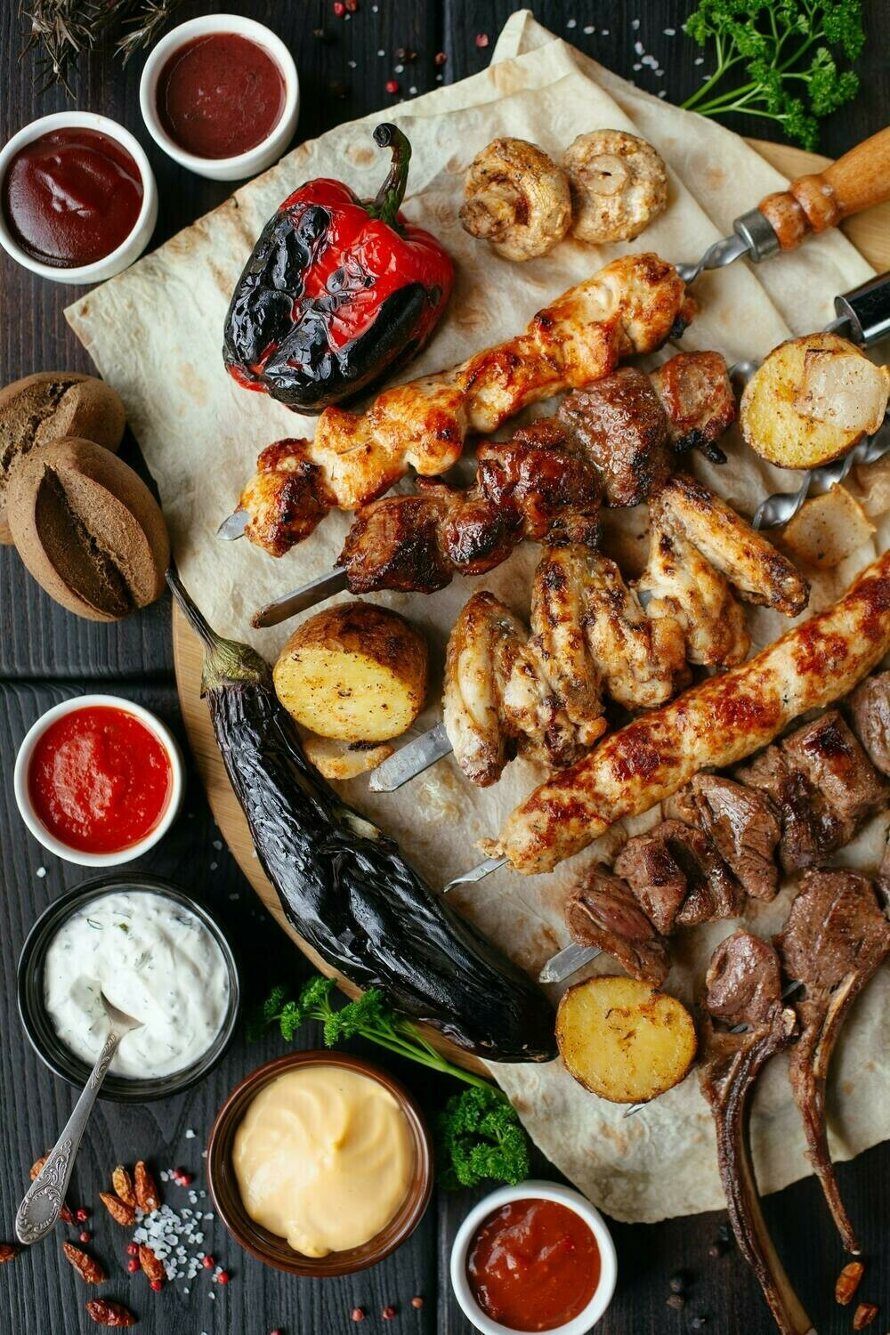 Essential Barbecue  Sat 6th March