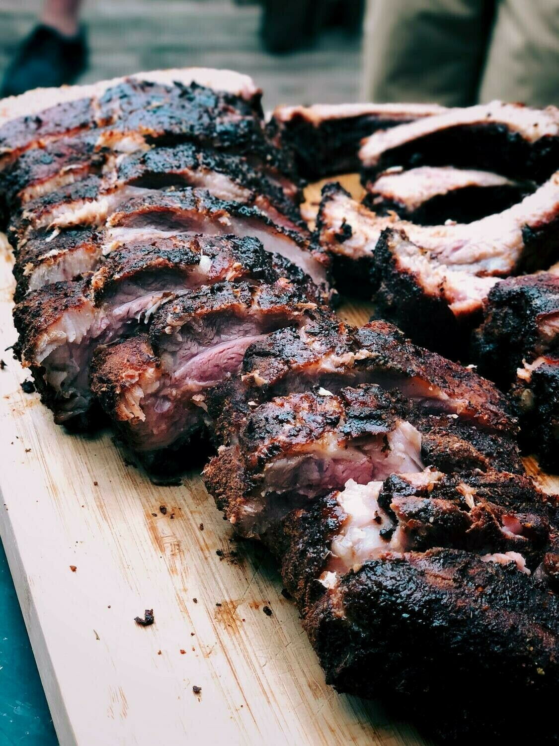 Essential Barbecue  Sat 20th March