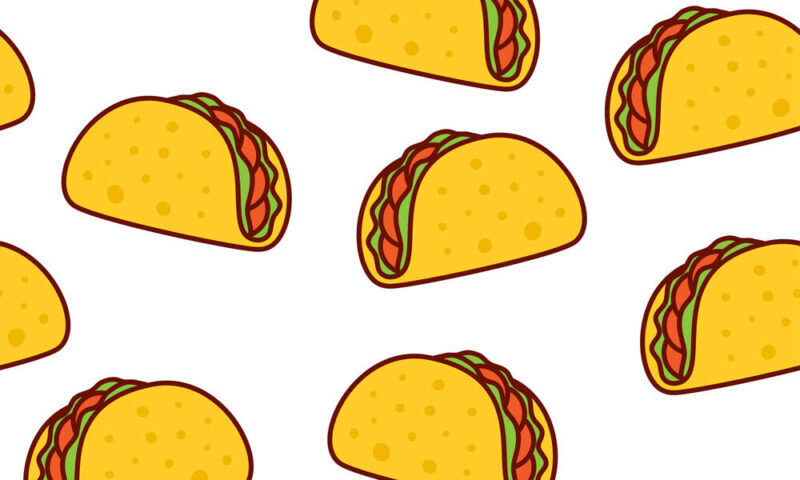 Taco Tuesday 19Th October