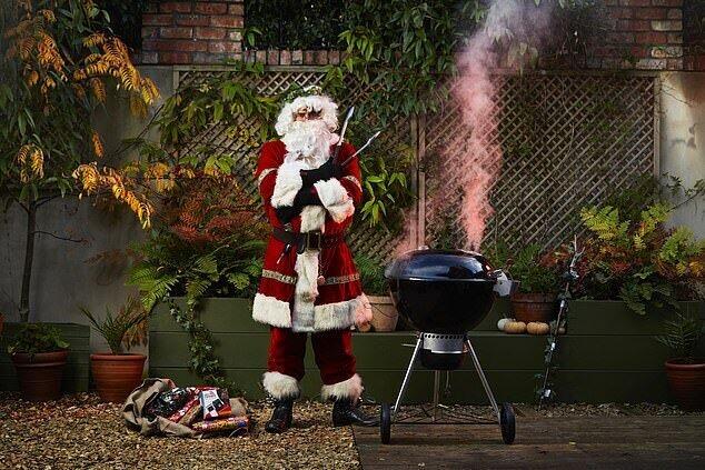 Christmas BBQ Class  Sat 18th December