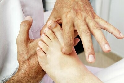 Videocorso di Massaggio Zonale del Piede
